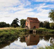 Water Mill by BigshotD3