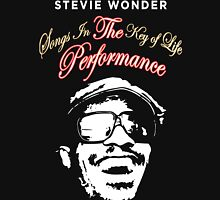 Songs In The key Of Life stevie wonder Tour RBB04 Unisex T-Shirt