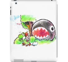 Run Yoshi run iPad Case/Skin