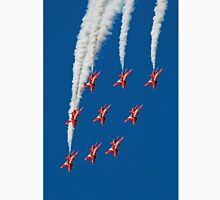 The Red Arrows RIAT 2015 12 Unisex T-Shirt