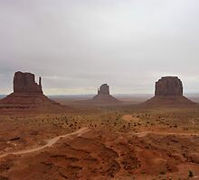 Monument Valley by SimplyKlick