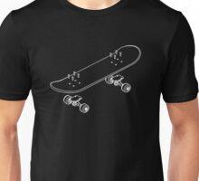 Skateboarding deconstructed Unisex T-Shirt