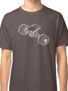 Skateboarding deconstructed (detail) Classic T-Shirt