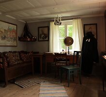 XIX century living room by João Figueiredo
