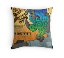 Can your hair do THIS? Throw Pillow