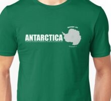 ANTARCTICA - Station 4 : Outpost #31 Unisex T-Shirt