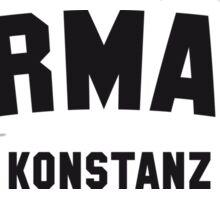 GERMANY KONSTANZ Sticker