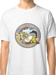 100% Discord Approved Classic T-Shirt