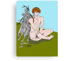 DIY Icarus II Canvas Print