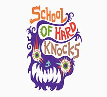 School Of Hard Knocks violet Unisex T-Shirt