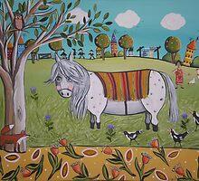 Wake up Pony by Lizzy Newcomb