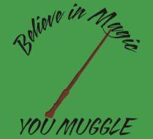 Bazinga Muggles by sillicus