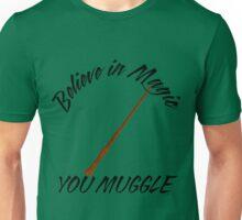 Bazinga Muggles Unisex T-Shirt