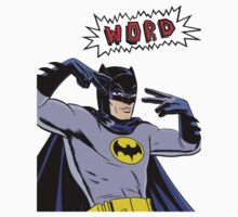 Batman Word by macrofinite
