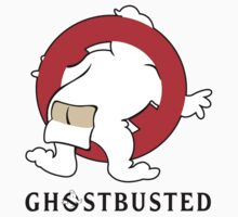 Ghostbusters Busted by VintageTeeShirt