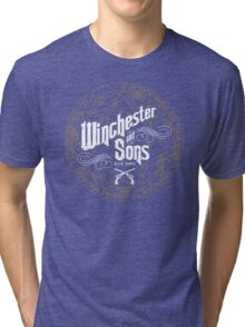 Winchester & Sons (Sigil) Tri-blend T-Shirt