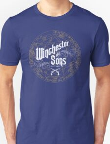 Winchester & Sons (Sigil) Unisex T-Shirt