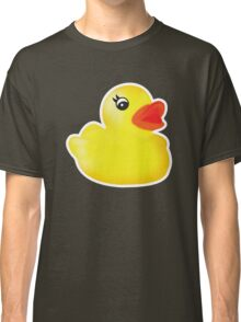 Rubber Ducky [Print | iPhone / iPad / iPod Case & Tshirt] Classic T-Shirt