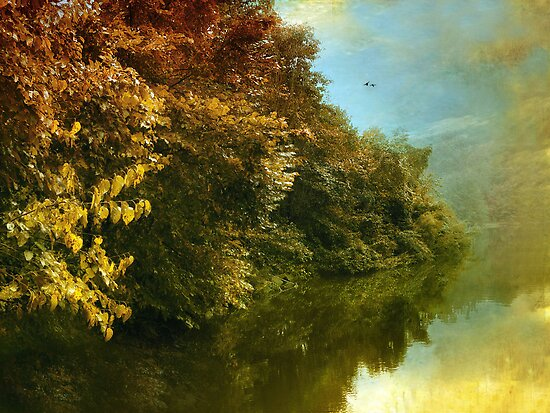 Autumn Canvas by Jessica Jenney