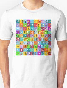 People Mega Set Isometric T-Shirt