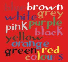 Geek colours Kids Clothes