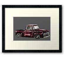 Ford F100 Framed Print