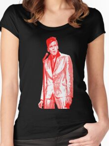 Billy Fury Women's Fitted Scoop T-Shirt