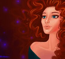 Lady Merida by Christina Bledsoe