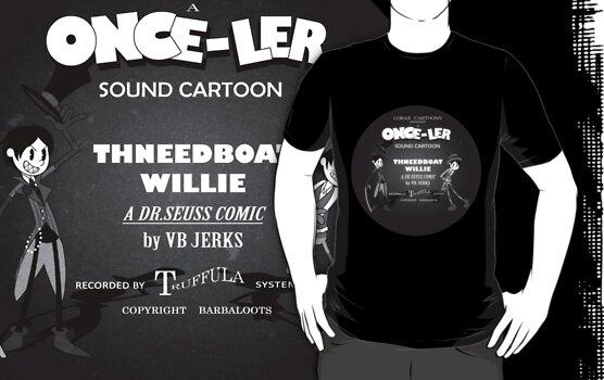 Thneedboat Willie by JimHiro