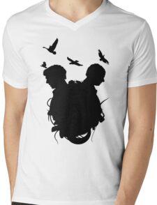 The Fall of Shadows II Mens V-Neck T-Shirt