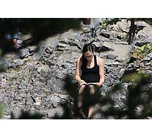 Sitting in Limbo Photographic Print