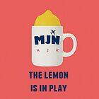 The Lemon by gabrielle almeida