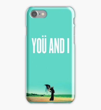 You and I iPhone Case/Skin