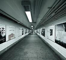 New York Subway by Daisy Yeung