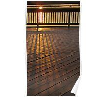 MUUSA Deck by Dawn Poster