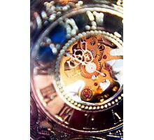Pocket Watch 3 Photographic Print