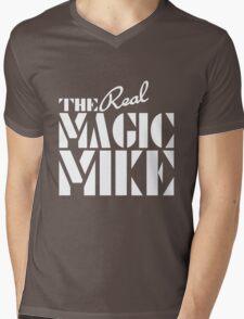 The REAL Magic Mike Mens V-Neck T-Shirt