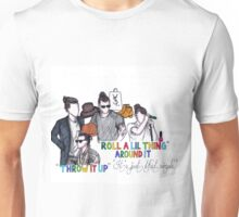 Harry in buns Unisex T-Shirt