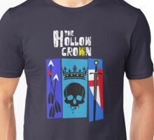 The Hollow Crown Unisex T-Shirt
