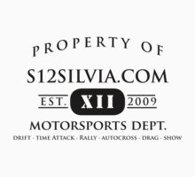Property of S12Silvia.com Motorsports Dept. by S12Silvia