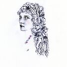 Mary Pickford  by Manana11
