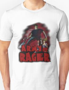 Army of Rager Logo Unisex T-Shirt