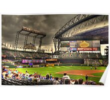 Safeco Field Poster
