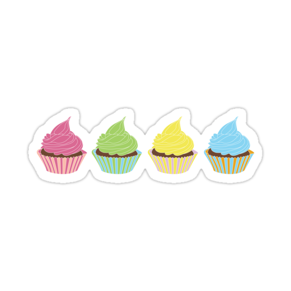 Four Cupcakes is Better by Leanne Kelly