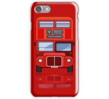 Old London Red Double Decker Bus iPad Case / iPhone 5 Case / iPhone 4 Case / Samsung Galaxy Cases  / Pillow / Tote Bag  iPhone Case/Skin