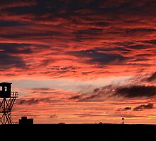 flemington sunrise by fazza