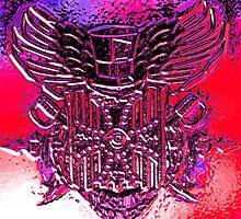 Thou shalt not kill- metallic by Cameron Bullen