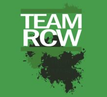 "TEAM RCW ""Fight the Power"" One Piece - Short Sleeve"