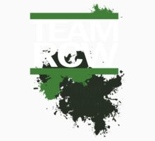 """TEAM RCW """"Fight the Power"""" Kids Clothes"""