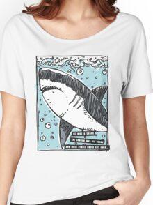 BJJ Shark Women's Relaxed Fit T-Shirt